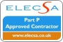 Elecsa registered Electrician in Swansea